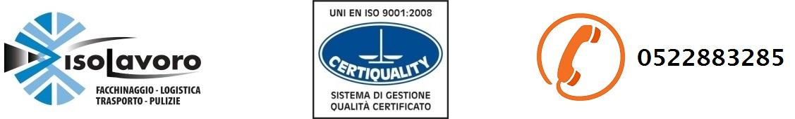 ISOLAVORO - Facchinaggio Logistica Pulizie Trasporti